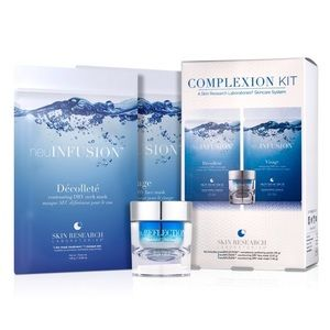 Skin Research Laboratories Complexion Kit